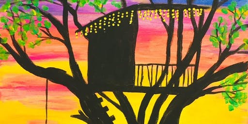 BYOB Paint Night - Tree House