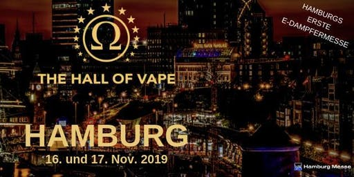 The Hall of Vape Hamburg
