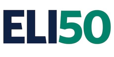 ELI 50 Alumni Event tickets