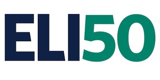 ELI 50 Alumni Event