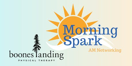 Morning Spark hosted by Boones Landing Physical Therapy tickets