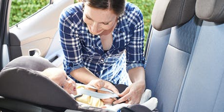 National Car Seat Safety Check -Lou Bachrodt Chevrolet tickets