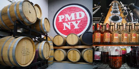 Spirit Distilling Tour, Tasting, and Workshop @ Port Morris Distillery tickets