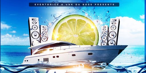 RESCHEDULED TO 6/20 OR 6/21 - 420 YACHT PARTY @ PIER 36 | 8 HOUR AFFAIR | 4 BOARDING TIMES