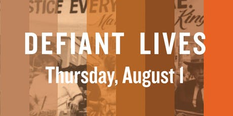ReelAbilities Chicago | Opening Night & Film: Defiant Lives tickets