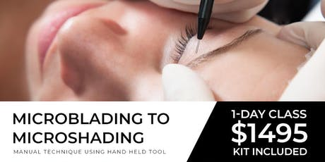 Microblading Class Houston | September 15 ( One Day) tickets