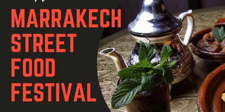 Marrakech Street Food Festival Tickets