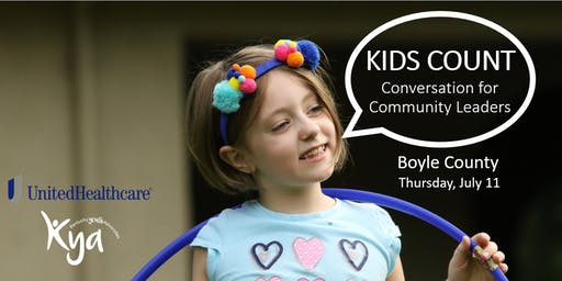 KIDS COUNT Conversation in Boyle County
