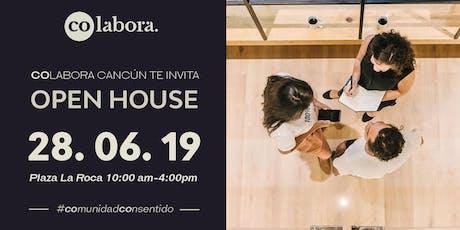 Open House Cancún entradas