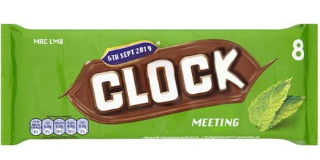 UK Clock Club Meeting- Autumn 2019 tickets