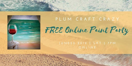 Free Online Paint Party