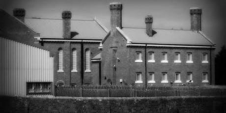 Dorchester Prison Ghost Hunt - £45 P/P tickets