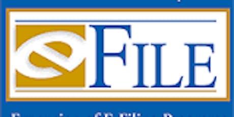 Surrogate Court E-Filing Training - ONLINE tickets