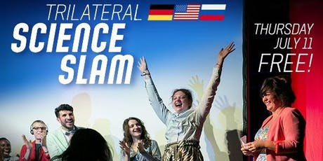 Trilateral Science Slam tickets