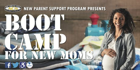 Boot Camp for New Moms tickets