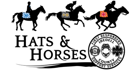 First Responders Support Services Hats & Horses Ball tickets