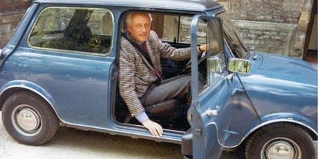 Moulton and the Mini - a Talk by Peter Barker tickets