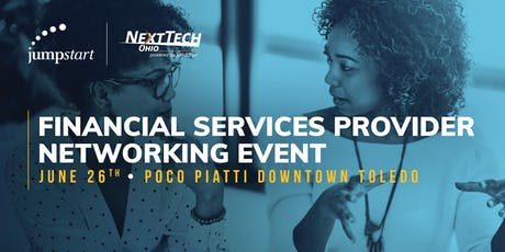 Financial Services Provider Networking Event tickets
