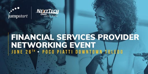 Financial Services Provider Networking Event