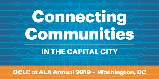 OCLC at ALA Annual 2019