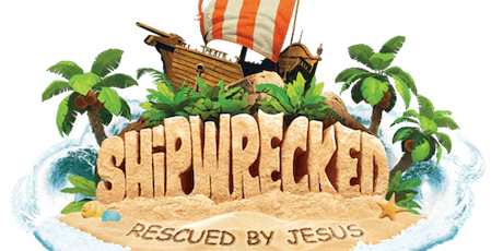 Shipwrecked Day Camp tickets