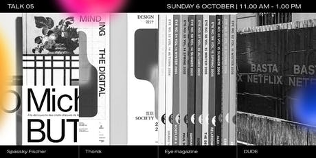 Talk 05 | Graphic Days Torino biglietti