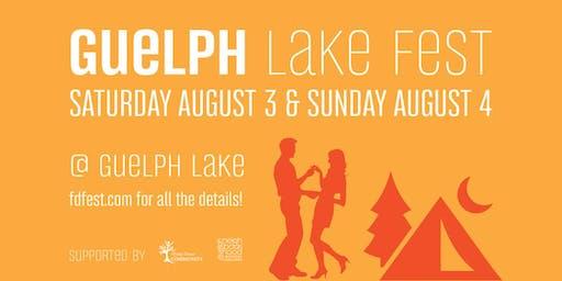 FDFest ~ Guelph Lake