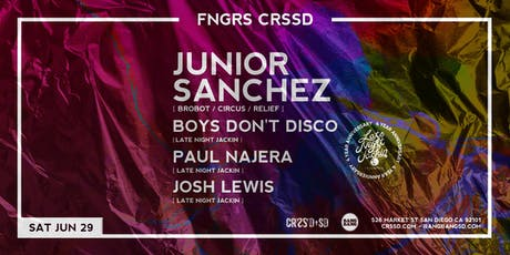 JUNIOR SANCHEZ tickets