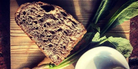 Sourdough Bread Workshop with Cat Cox tickets