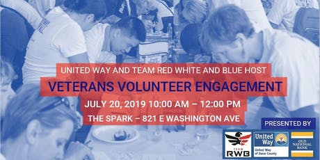 Veterans Volunteer Engagement tickets