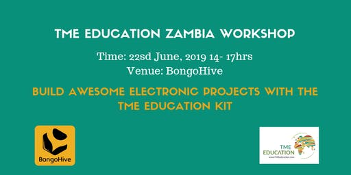 TME Education Zambia Workhop