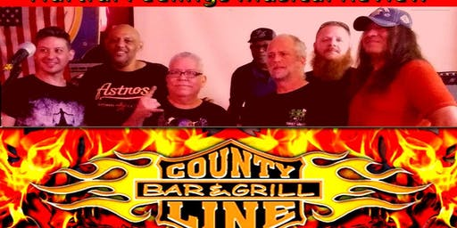Hurtful Feelings Musical Review Open Mic Live at the County Line