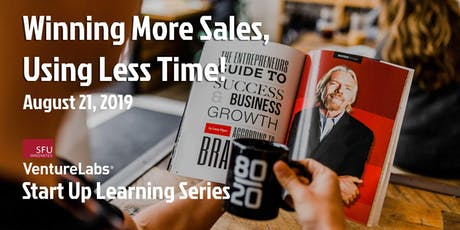 Winning More Sales Using Less Time! tickets