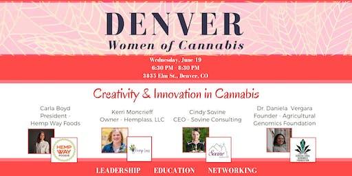 Denver Women of Cannabis - June Networking Event