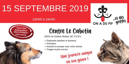 On a du PIF et des griffes - 15 septembre 2019 - Mirabel