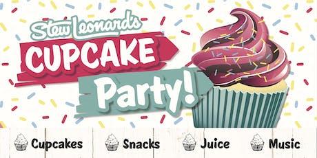 Stew Leonards Summer Cupcake Decorating tickets