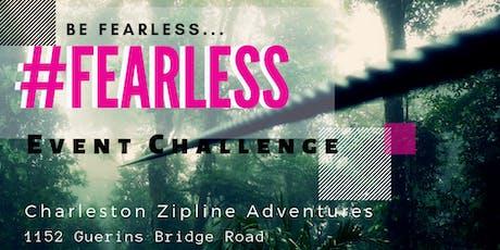 Zip Line Event Challenge tickets