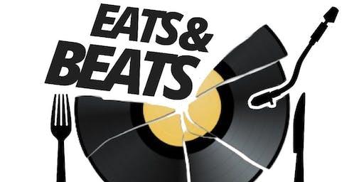 R.A.K.E. presents Eats and Beats Pop Up Restaurant