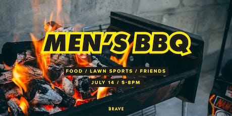 Brave Men's BBQ tickets