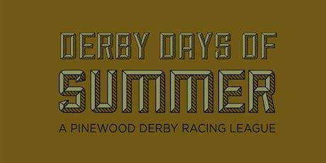 Derby Days of Summer - Build Day tickets