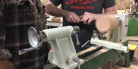 Introduction to Wood Turning: Wood Lathe (July 21st, 2019) tickets