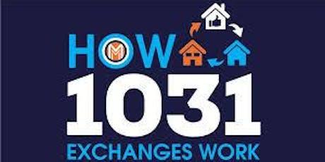 MREE 1031 Exchange Class tickets