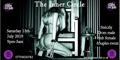 The Inner Circle- 13th July 2019 tickets