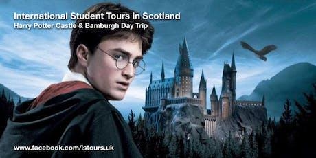 Harry Potter Castle & Hogwarts Day Trip Sun 29 Mar tickets