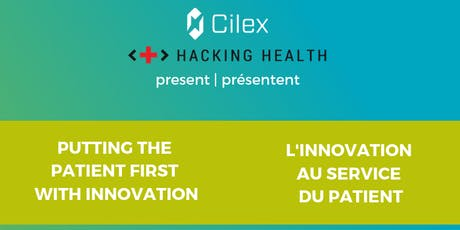 THE PATIENT FIRST WITH INNOVATION | L'INNOVATION AU SERVICE DU PATIENT tickets
