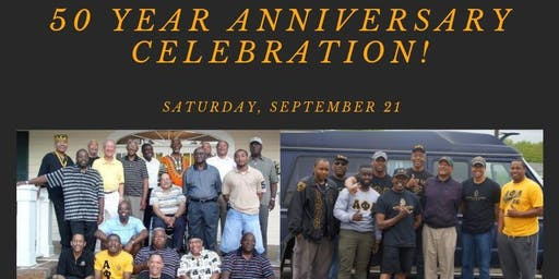 Iota Theta Lambda Chapter of Alpha Phi Alpha Fraternity, Inc. 50th Anniversary Celebration