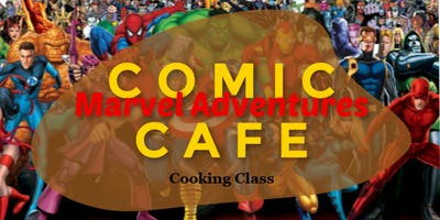 Comic Cafe: Marvel Cooking Adventure
