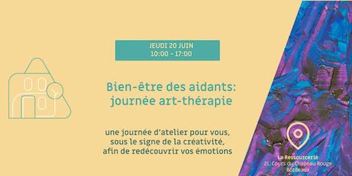 Journée Art-thérapie