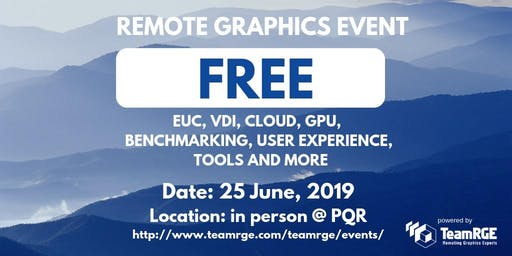 TeamRGE Event 2019