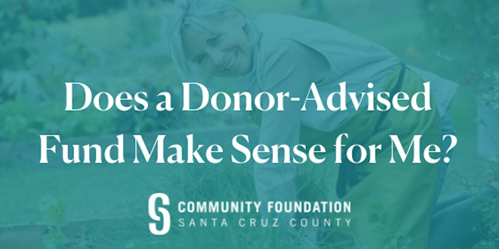 Does a Donor-Advised Fund Make Sense for Me? - August 14